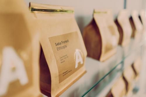 Bonanza-Coffee-Packungen